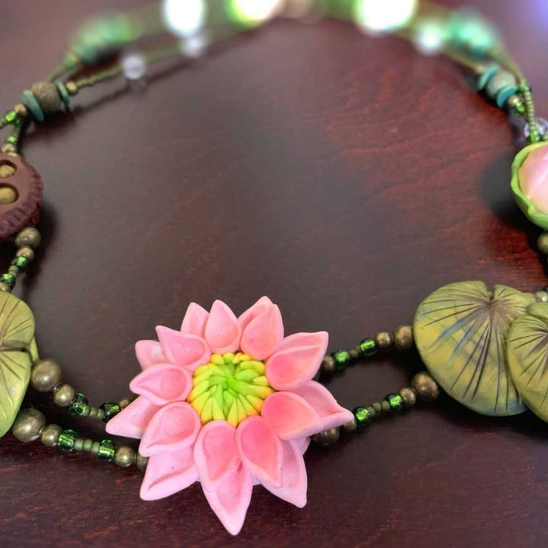 water-lillies-necklace-lena-shore